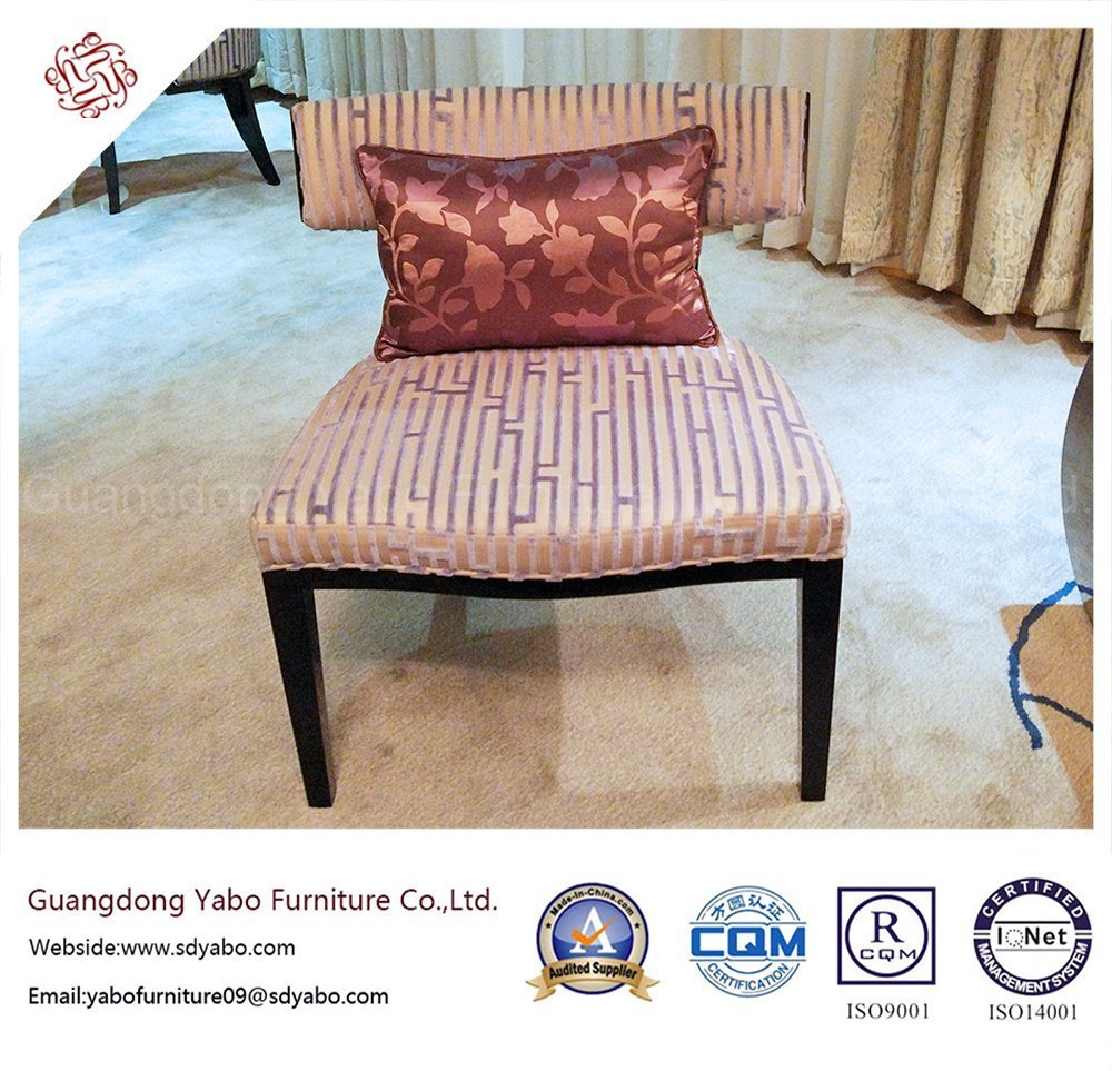 Chinese Style Hotel Furniture with Living Room Chair (YB-D-26)