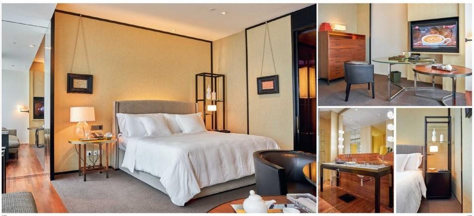 Creative Hotel Bedroom Furniture for King Room (YB808)