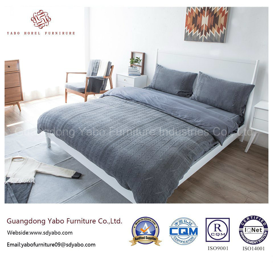 Superior Hotel Bedroom Furniture Set with Wood Furnishing (YB-WS-55)