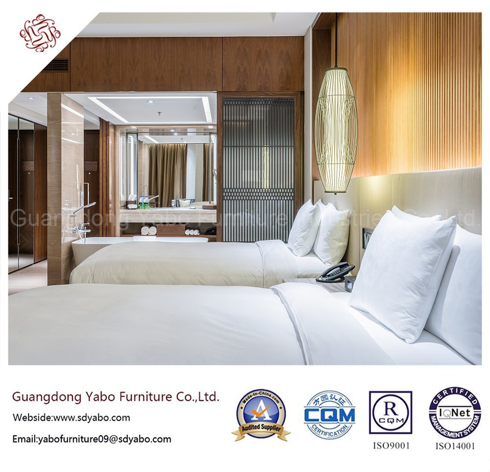 Simple Style Hotel Bedroom Furniture with Delicate Design (YB-WS-44)