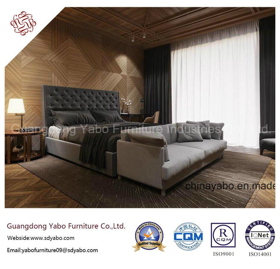 Smarness Hotel Bedroom Furniture with Three Seat Sofa (YB-W21)