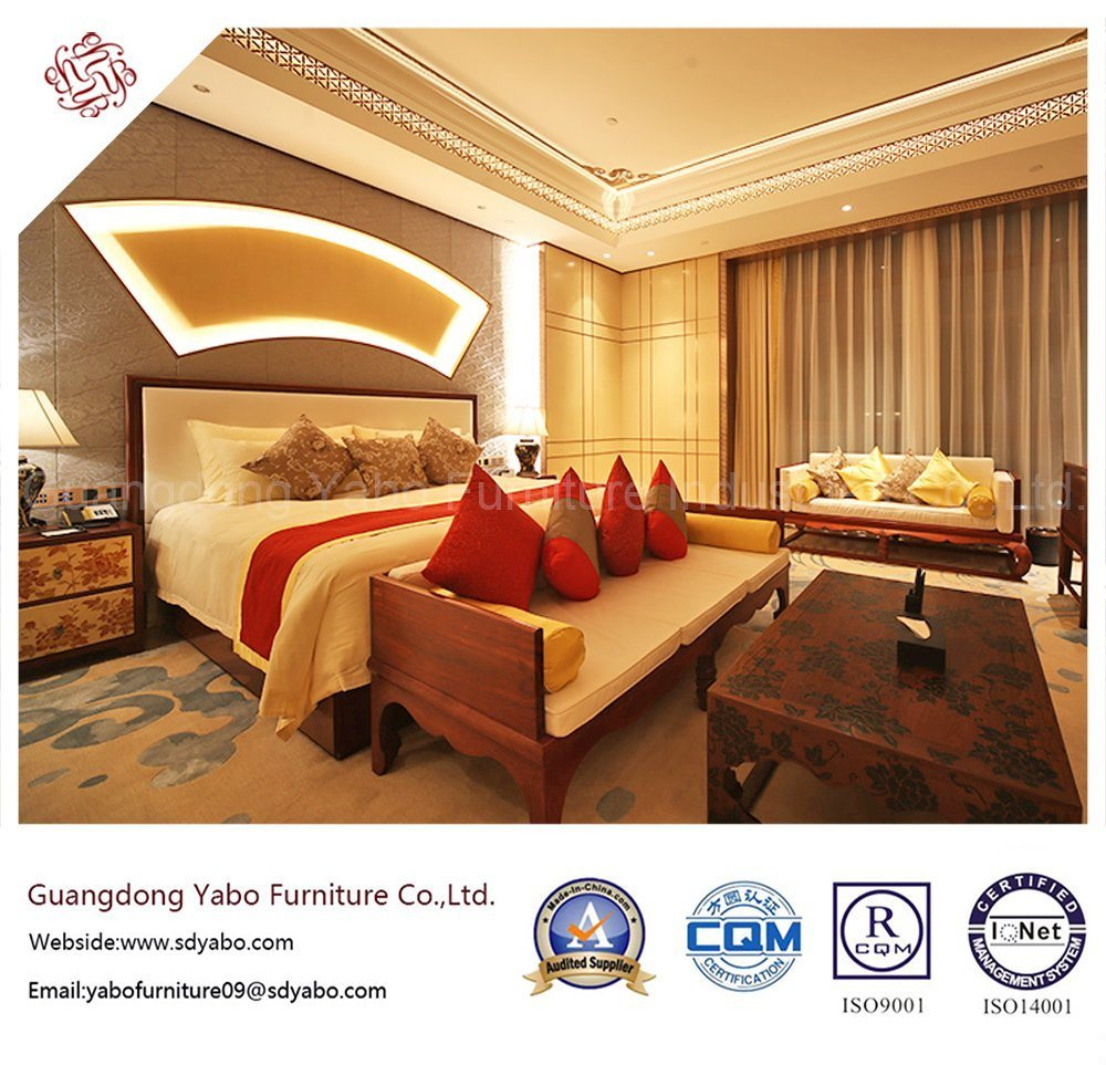 Chinese Style Hotel Bedroom Furniture with Classic Design (YB-GN-2)