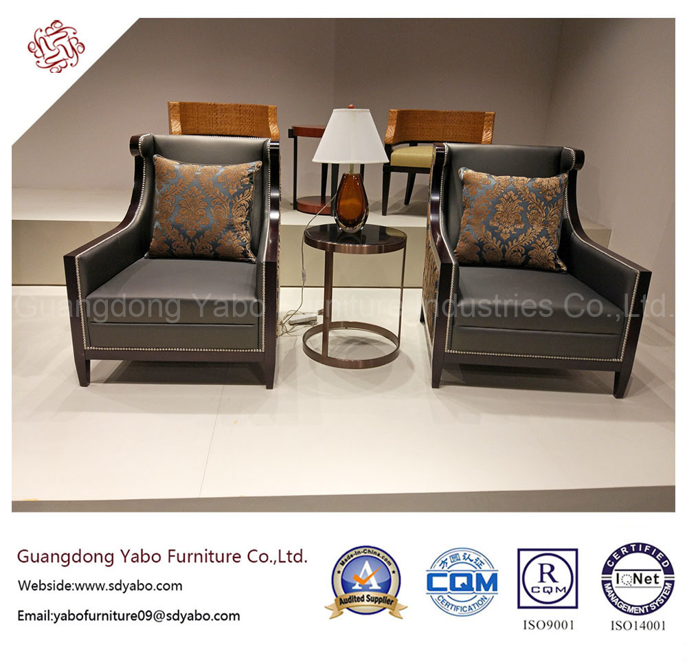 Chinese Hotel Furniture with Leisure Chair From Factory Manufacturer (6498)