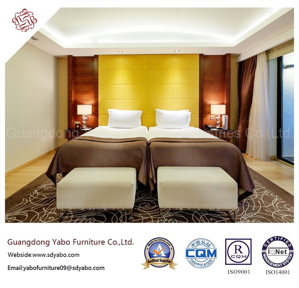 Contemporary Hotel Bedroom Furniture with Stylish Design (YB-S-11)