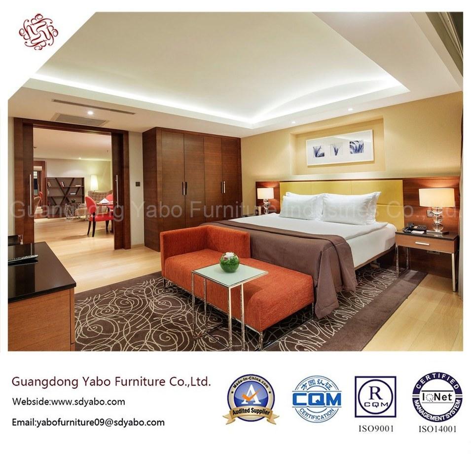 Splendid Hotel Bedroom Furniture with Sofa Bench (YB-S-13)