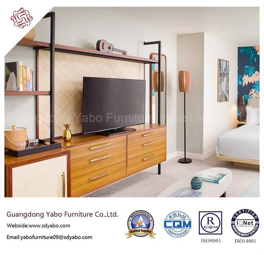 Five Star Hotel Furniture Wooden Bedroom Set