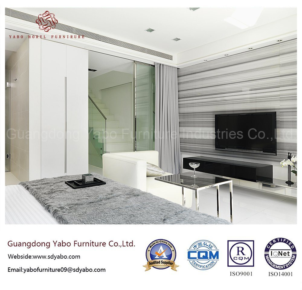 Latest Smarness Hotel Furniture with Bedroom Furniture Set (YB017)