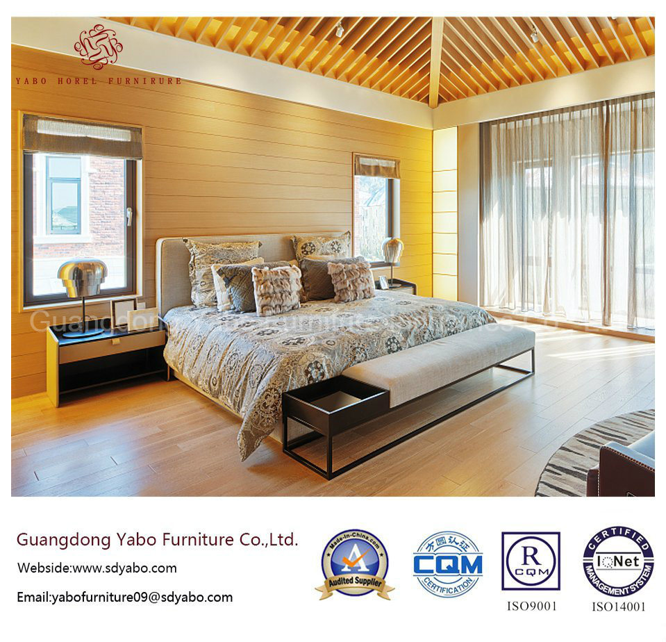 Concise Style Hotel Furniture for Bedroom Set (YB-WS-72)