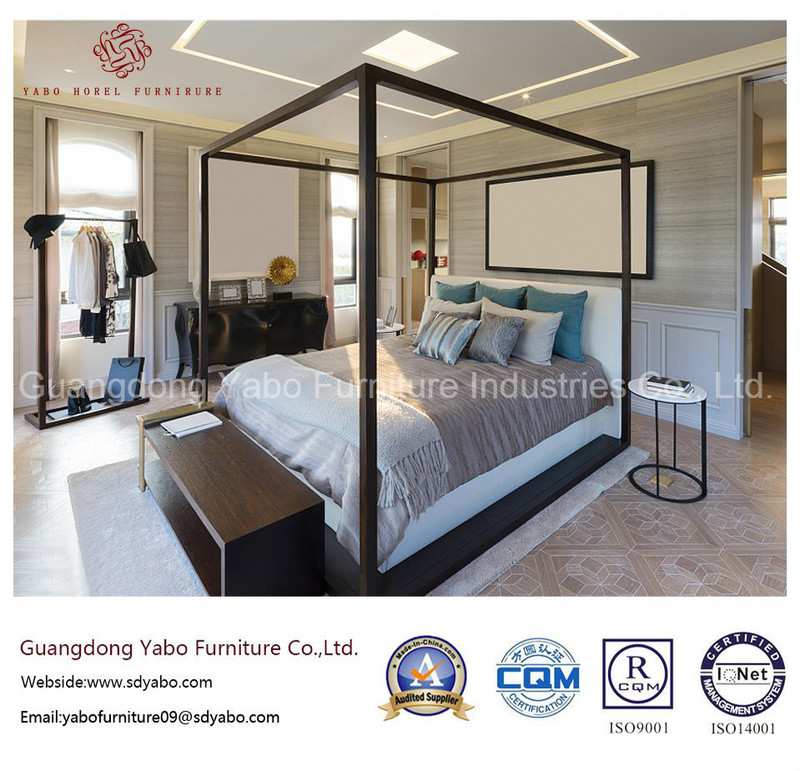 Modernistic Style Hotel Bedroom Furniture Set (YB-WS-80)