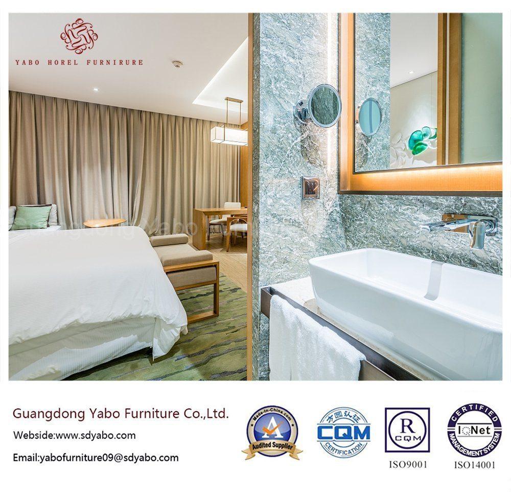 Elegant Hotel Furniture for Bedroom Set with Sofa Set (YB-WS-89)