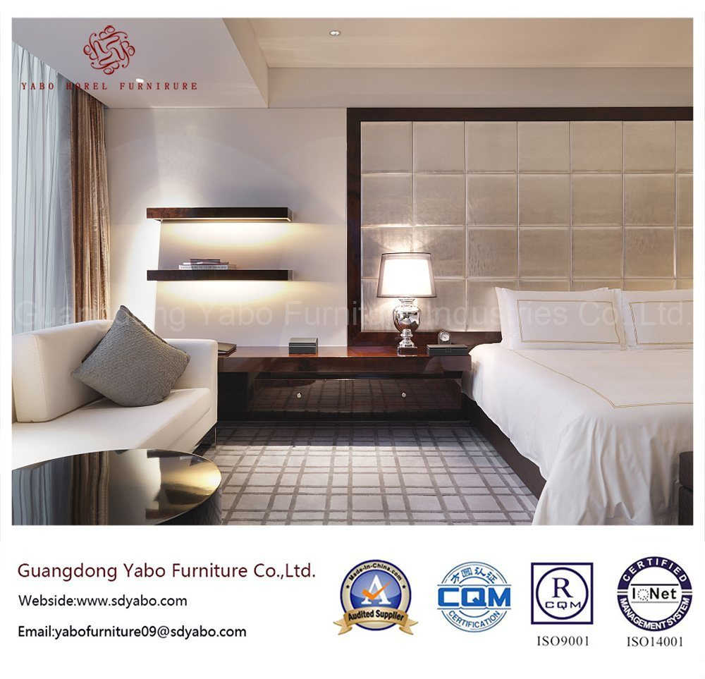 Standard Hotel Furniture with Bedroom Set with Good Design (YB-S-13)