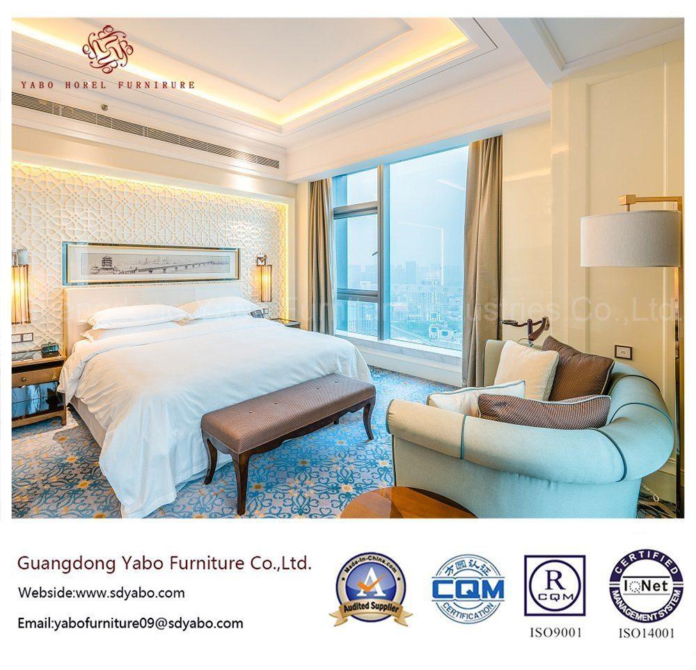 Modernistic Hotel Furniture for Bedroom Furnishing Set (YB-S-17-1)