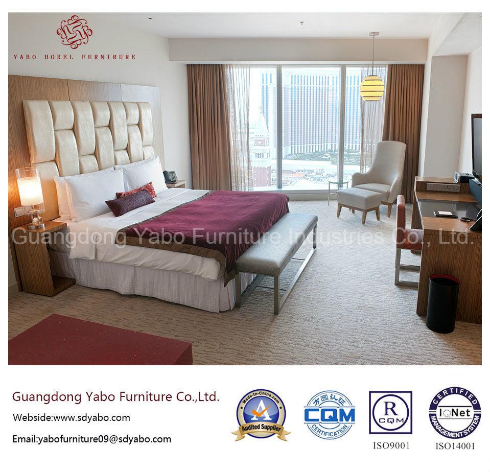 Wholesale Modernistic Hotel Furniture Bedroom Set for Sale (YB-S-18-1)