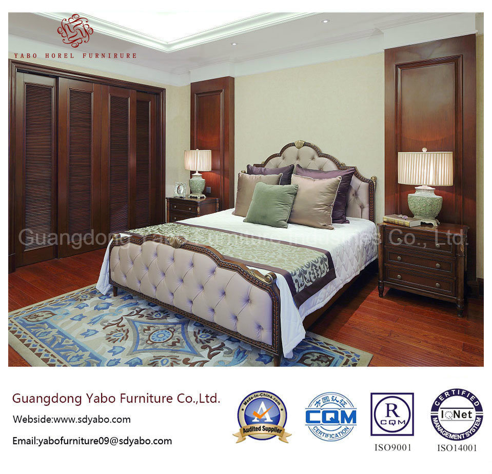 Five Star Hotel Furniture with Modern Bedroom Furniture Set (YB-S-22)