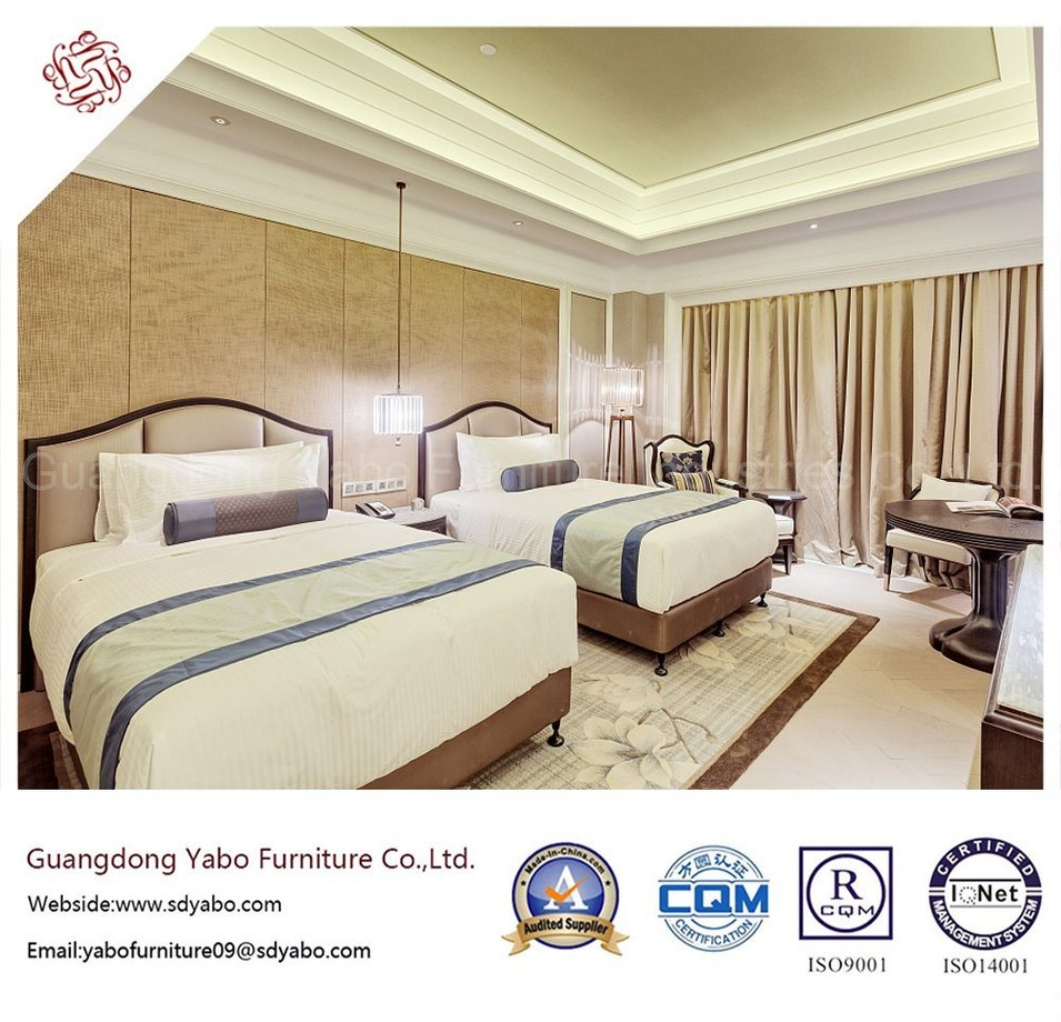 Customize Hotel Furniture for Modern Bedroom Furniture Set (YB-WS1)