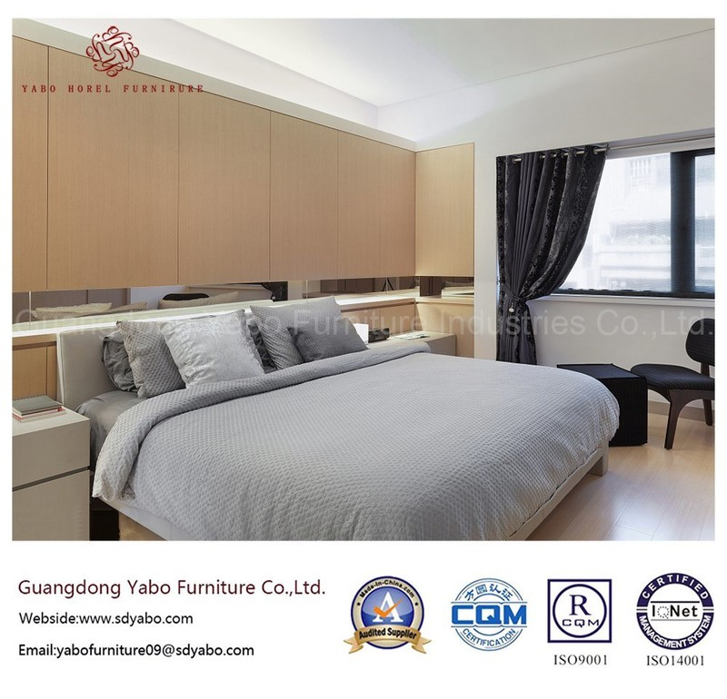 Classical Hotel Furniture with Hospitality Bedroom Furniture Set (YB-WS-84)