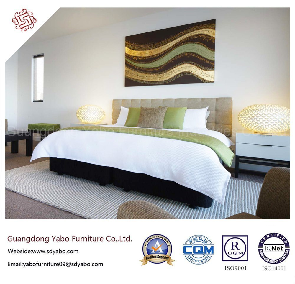Fantanstic Hotel Furniture with Bedroom Furnishing Set (YB-H-19)