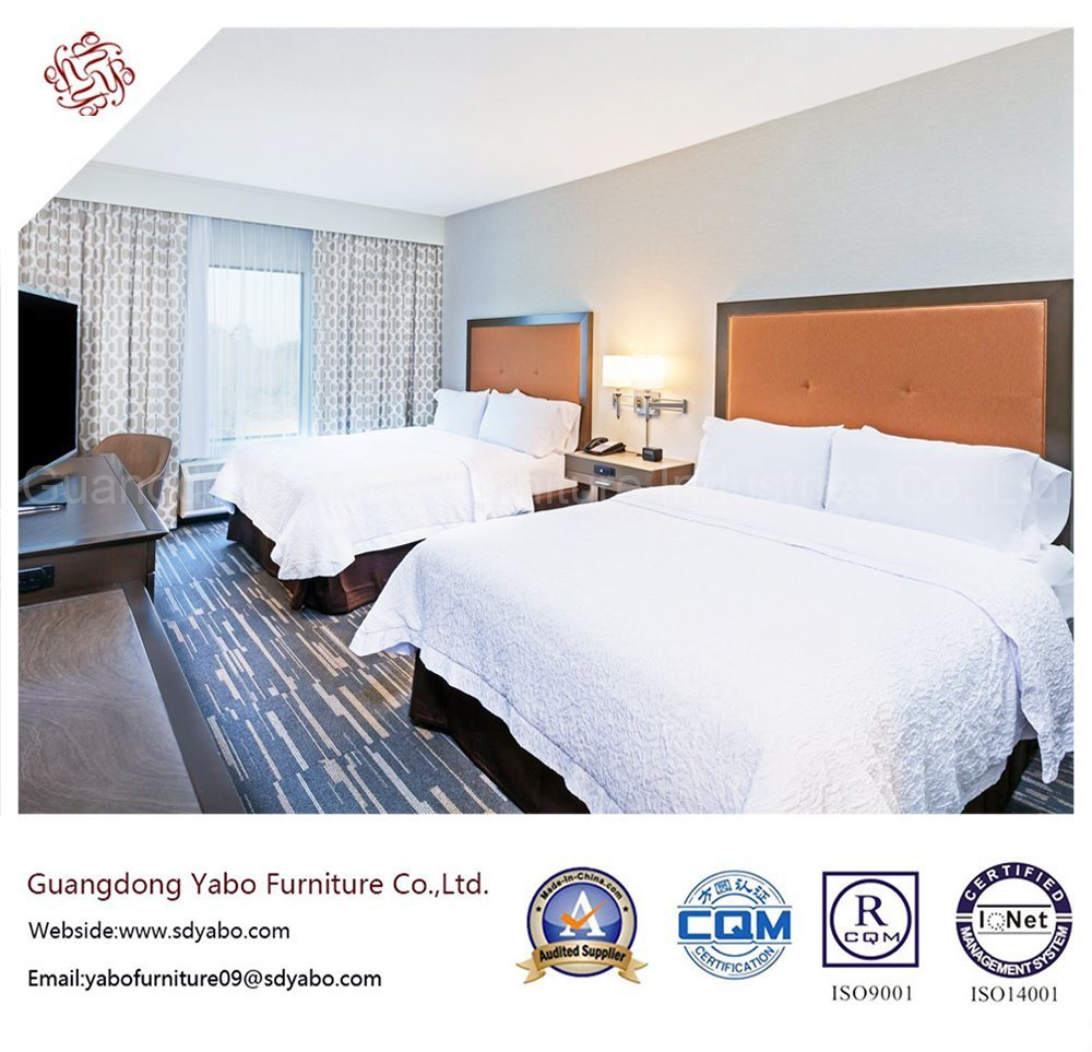 Fantanstic Hotel Furniture with Wooden Bedroom Set (YB-S-2)