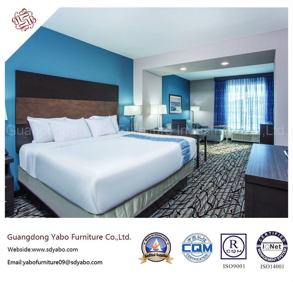 Fabulous Blue Hotel Furniture Bedroom Set (YB-S-4)