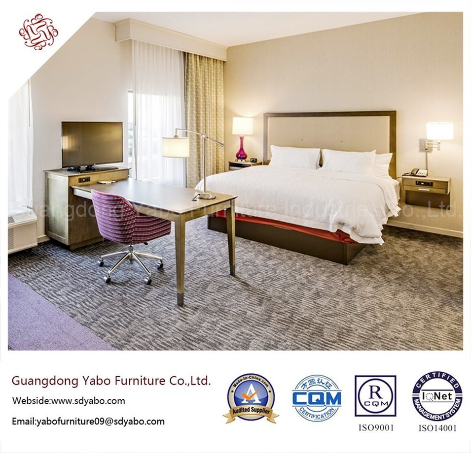 Luxurious Hotel Furniture with Bedroom Set (YB-S-5)