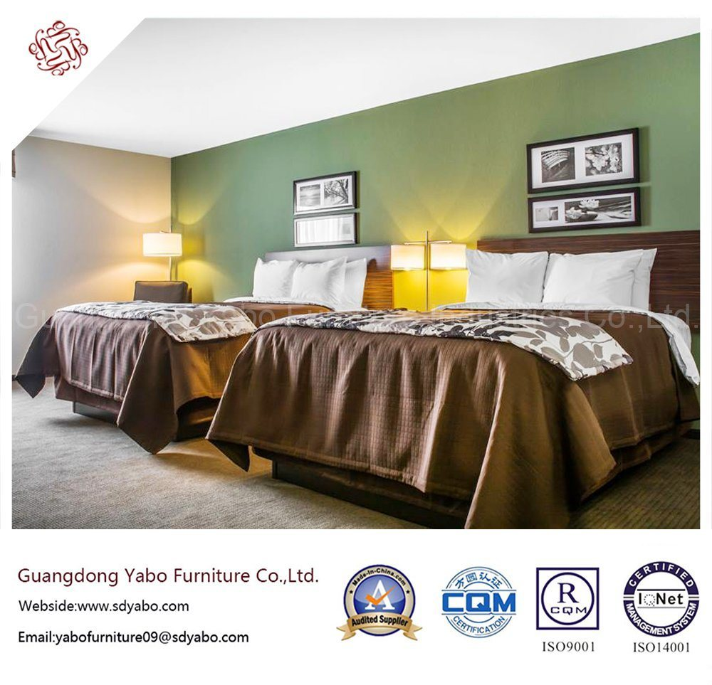 Stylish Hotel Furniture with Bedding Room Set (YB-S-6)