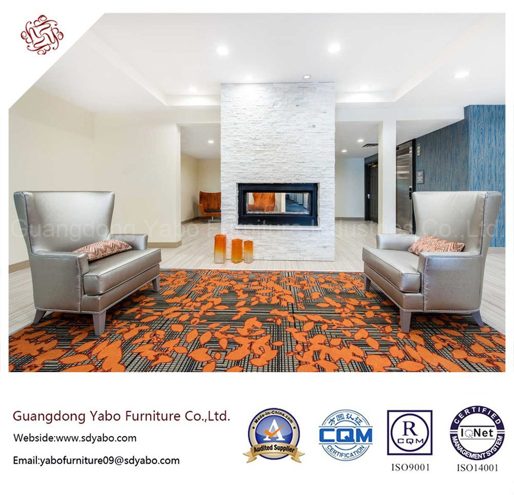 Delicate Hotel Furniture with Living Room Sofa Chair (YB-S-8)