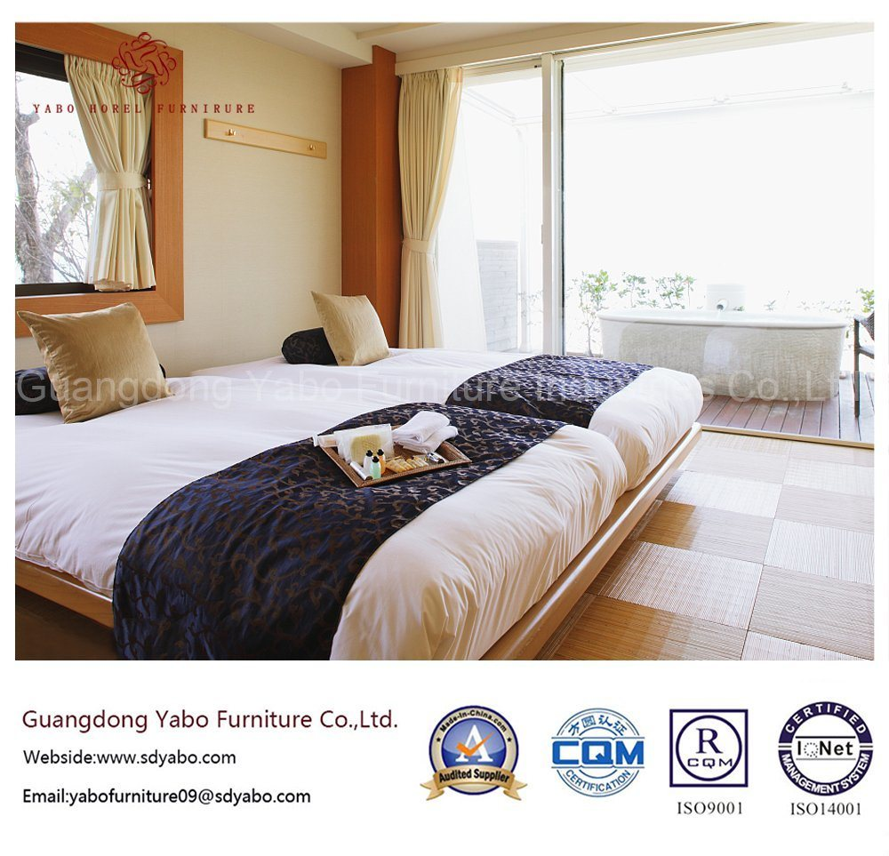 Commerical Hotel Furniture with Bedding Room Set (YB-O-45)