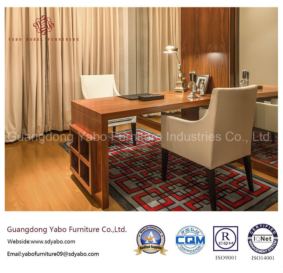 Custom Made Hotel Furniture with Bedding Room Set (YB-O-74)