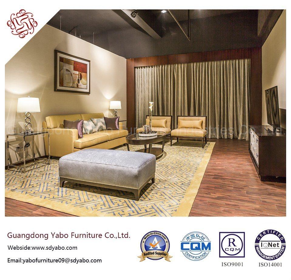 Ornate Hotel Furniture with Bedding Room Furnishing Set (YB-O-80)