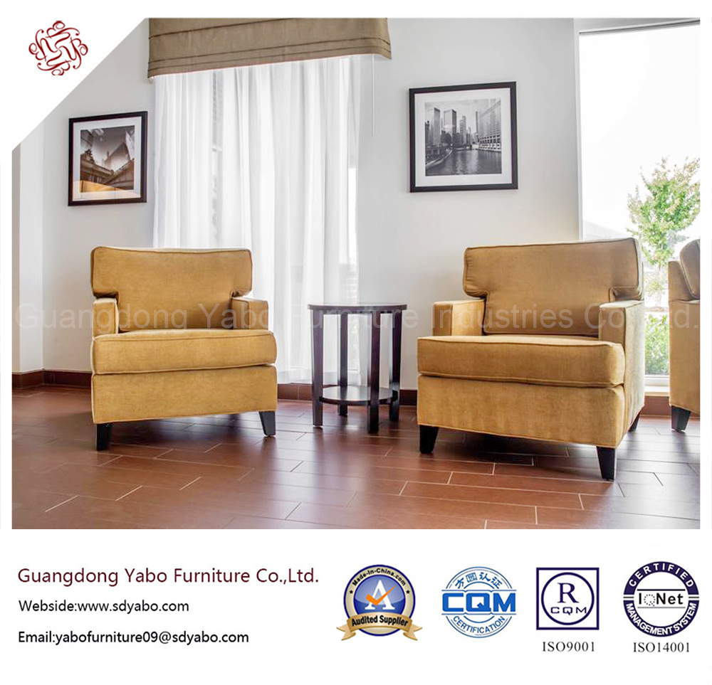 Excellent Hotel Furniture with Living Room Sofa Chair (YB-S-9)