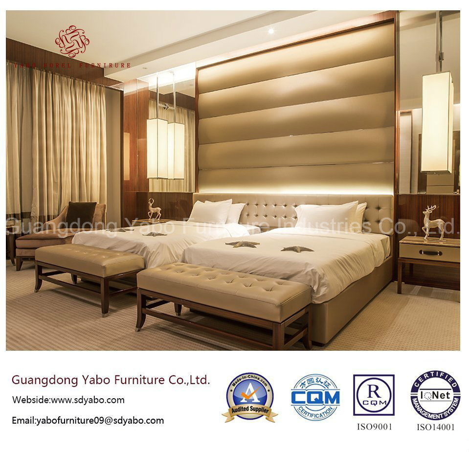 Hotel Furniture for Economical Bedroom Set Furnishing (YB-809-1)