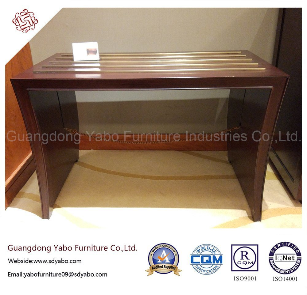 Concise Hotel Furniture with Wooden Luggage Rack (YB-E-10)