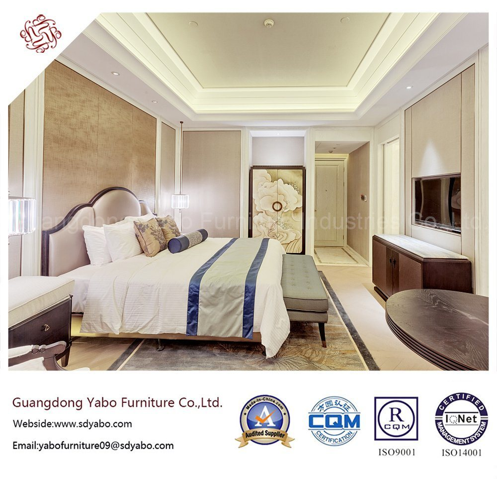 General Hotel Furniture with European Bedroom Set (YB-O-53)