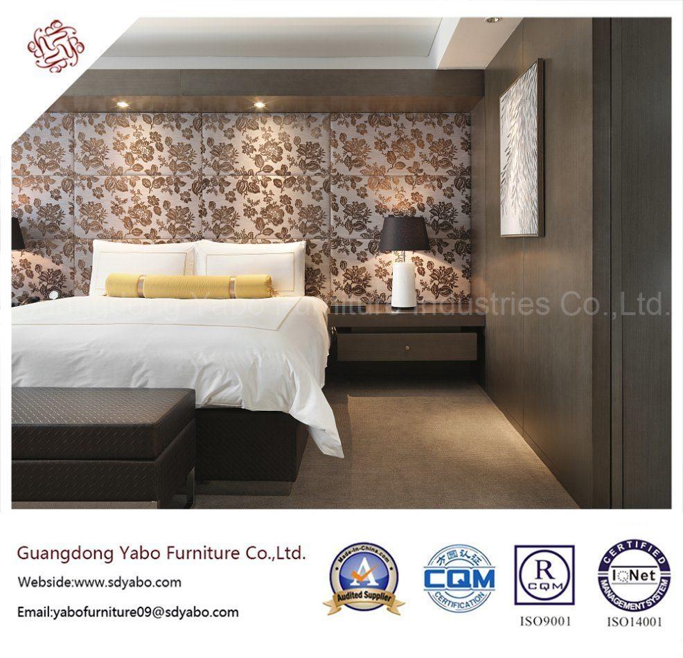 Creative Hotel Furniture with Bespoke Bedroom Set (YB-O-55)