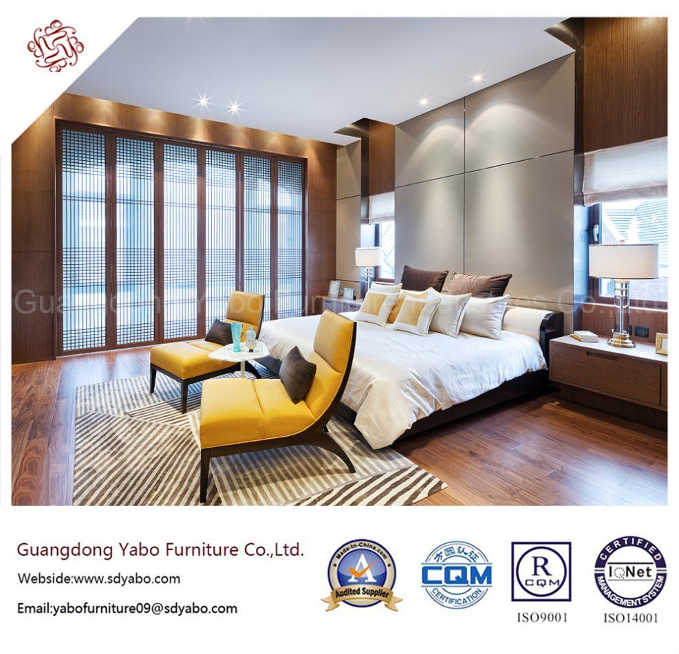 Leisure Hotel Furniture for Hospitality Bedding Room Set (YB-O-57)