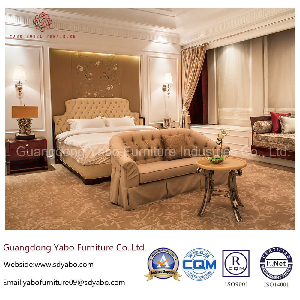Fantanstic Hotel Furniture with Modern Bedroom Set (YB-O-71)