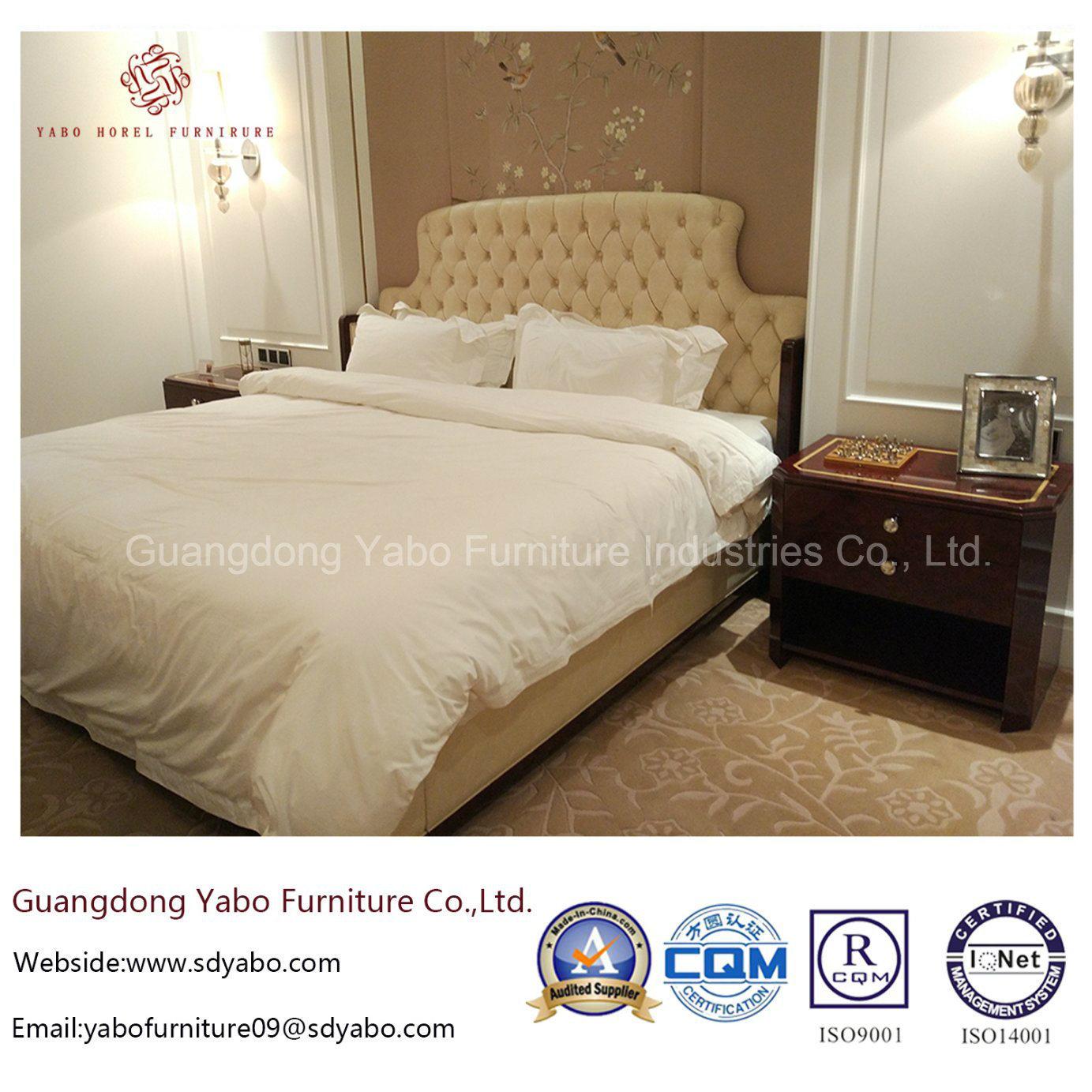 Fantanstic Hotel Furniture with Modern Bedroom Set (YB-O-71)