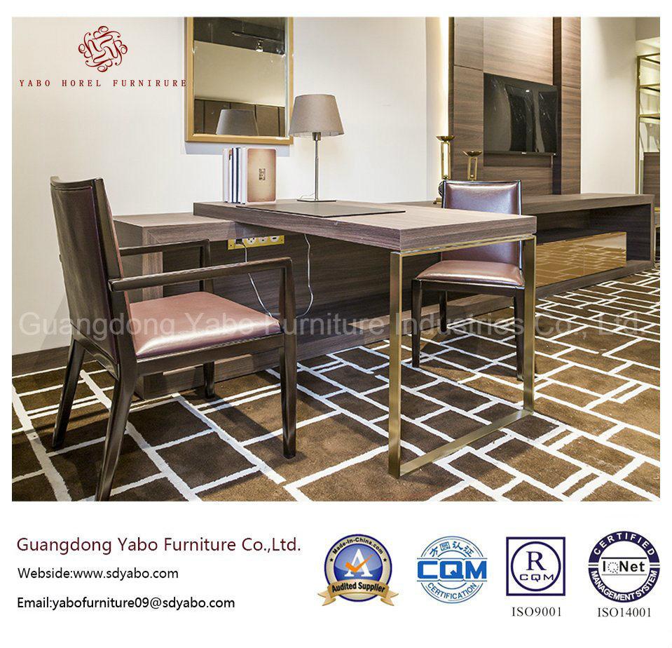 Luxurious Hotel Furniture with Laminate Bedding Room Set (YB-O-73)