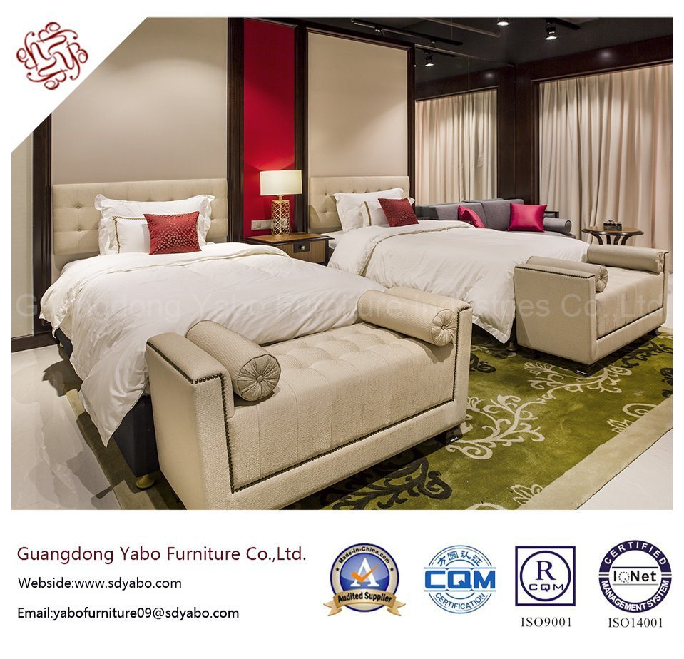 Luxurious Hotel Furniture with Excellent Bedroom Set (YB-O-78)