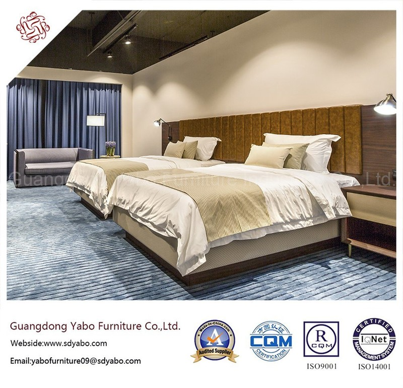 Contemporary Hotel Furniture with Bedroom Set (YB-O-81)