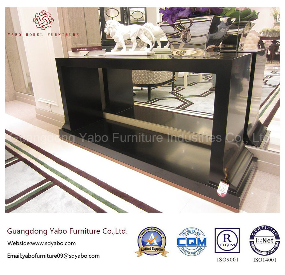 Hotel Furniture with Modren Console Table for Hallway (YB-F-2215)