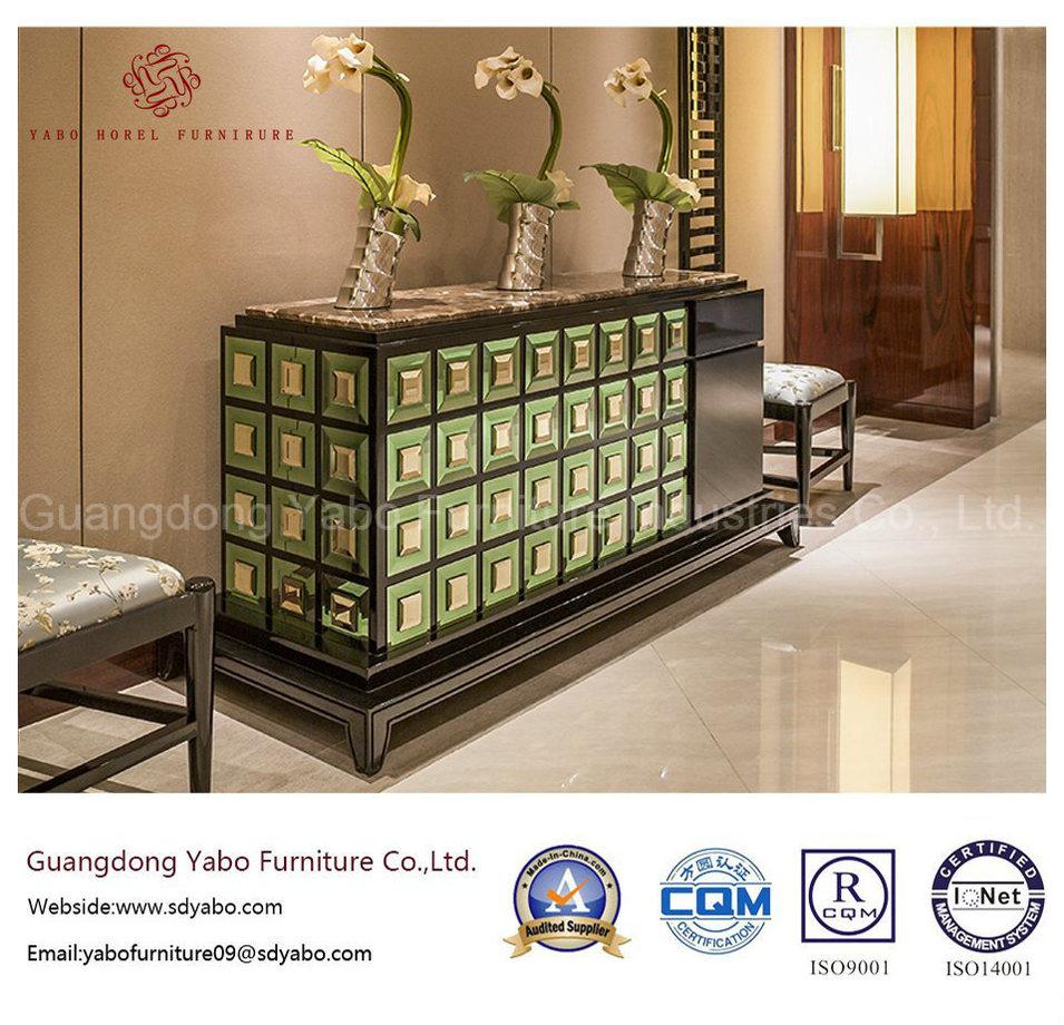 Modern Hotel Furniture with Stylish Hallway Console Table (YB-T-1029)