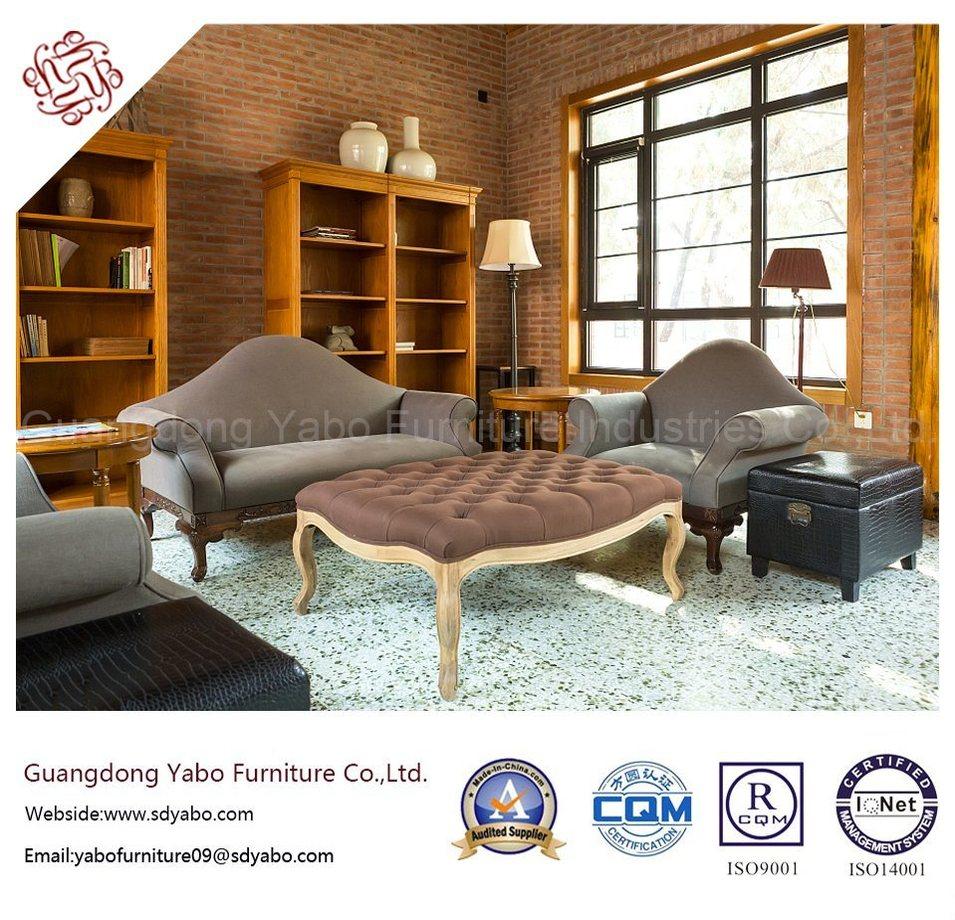 Modern Hotel Furniture for Lobby Hallway Sofa Furniture Set (HL-T-1)