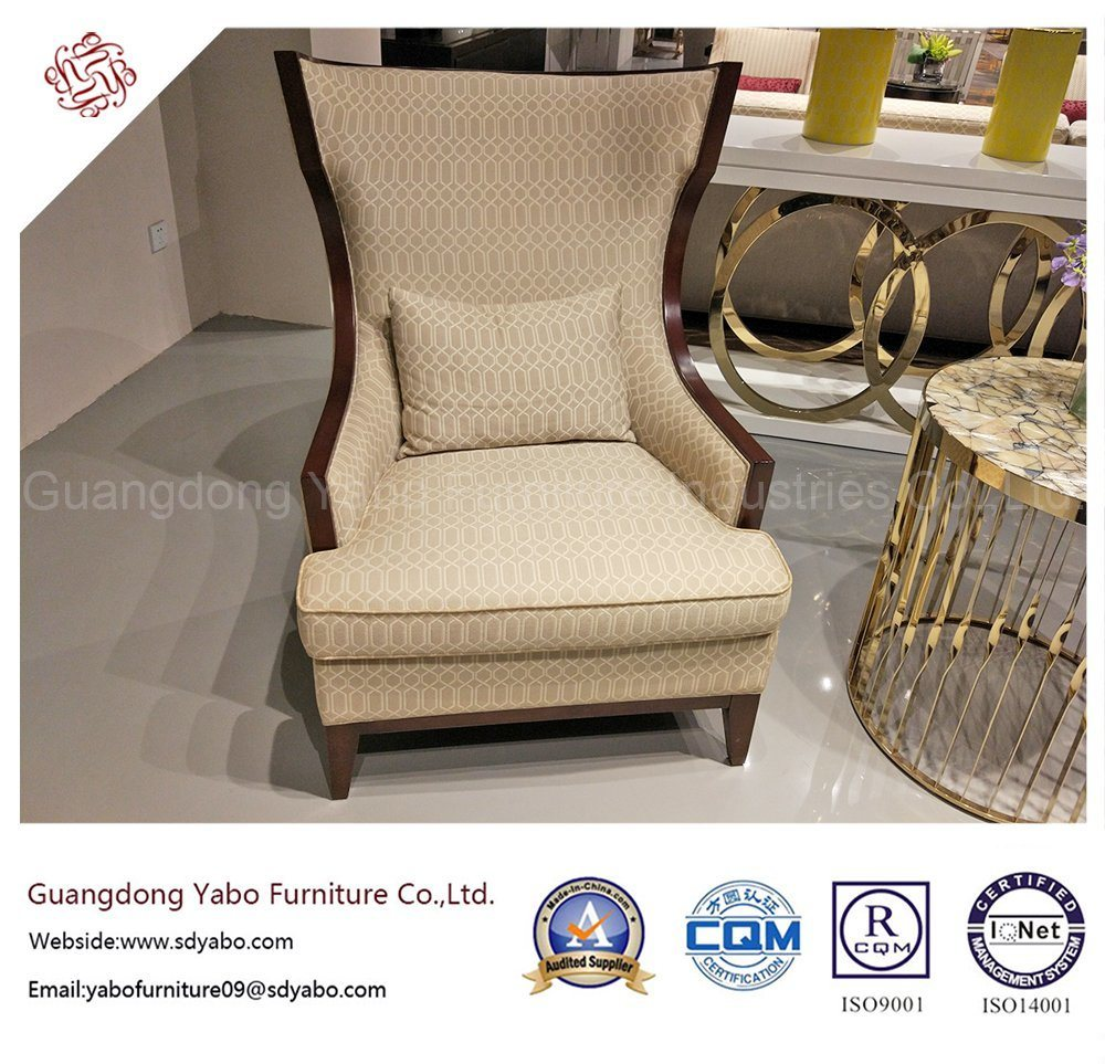 fashion Hotel Furniture with Lobby High Back Chair (YB-D-13)