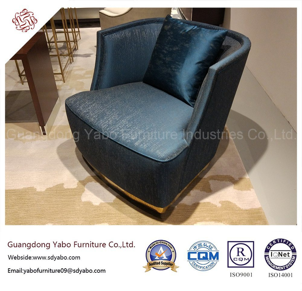 Fashion Hotel Furniture with Wooden Armchair for Lobby (YB-S-860)