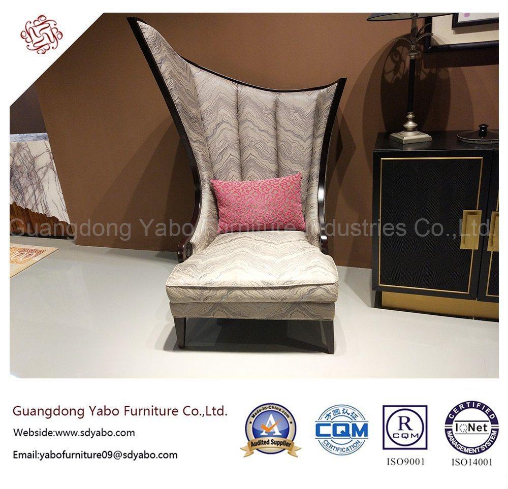 Modernistic Hotel Furniture with Lobby High Back Chair (YB-717B)