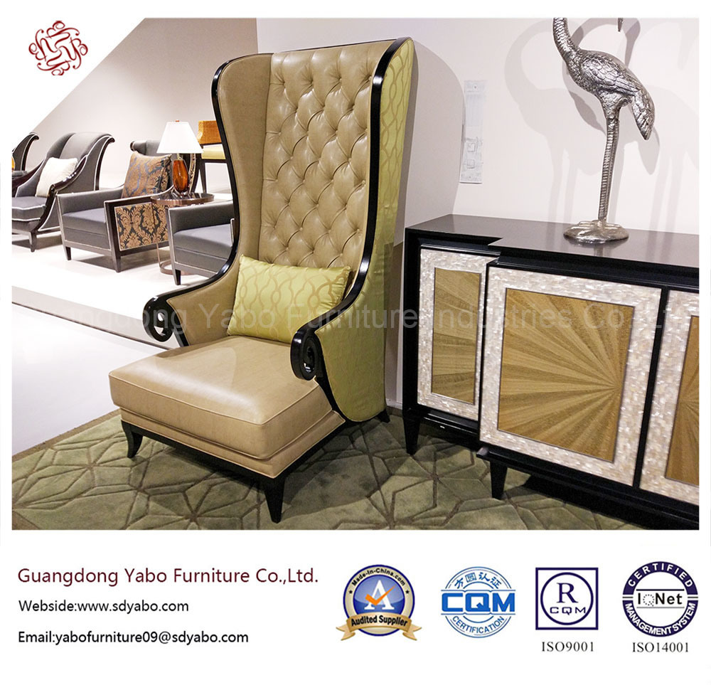 Superior Hotel Furniture for Lobby High Back Lounge Chair (HL-1-5)