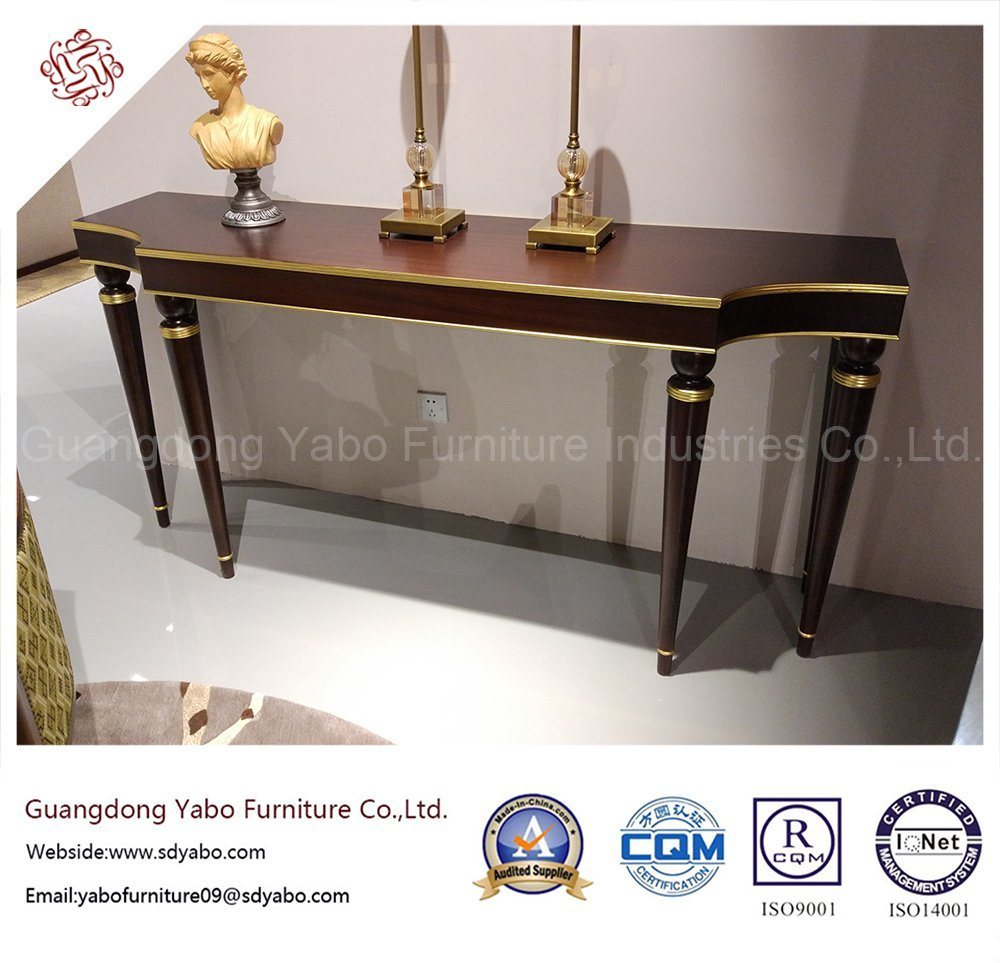 Console Hotel Furniture for Living Room with Console Table (7869B)