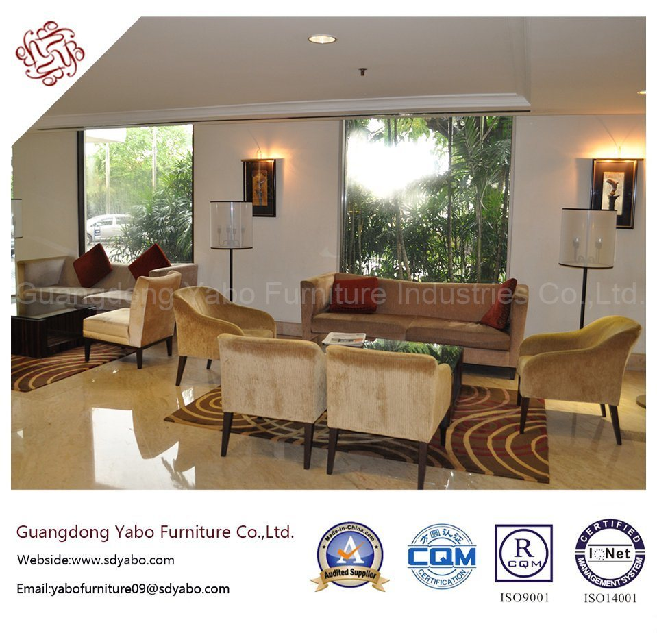 Casual Hotel Furniture for Lobby Area with Furniture Set (YB-B-5)