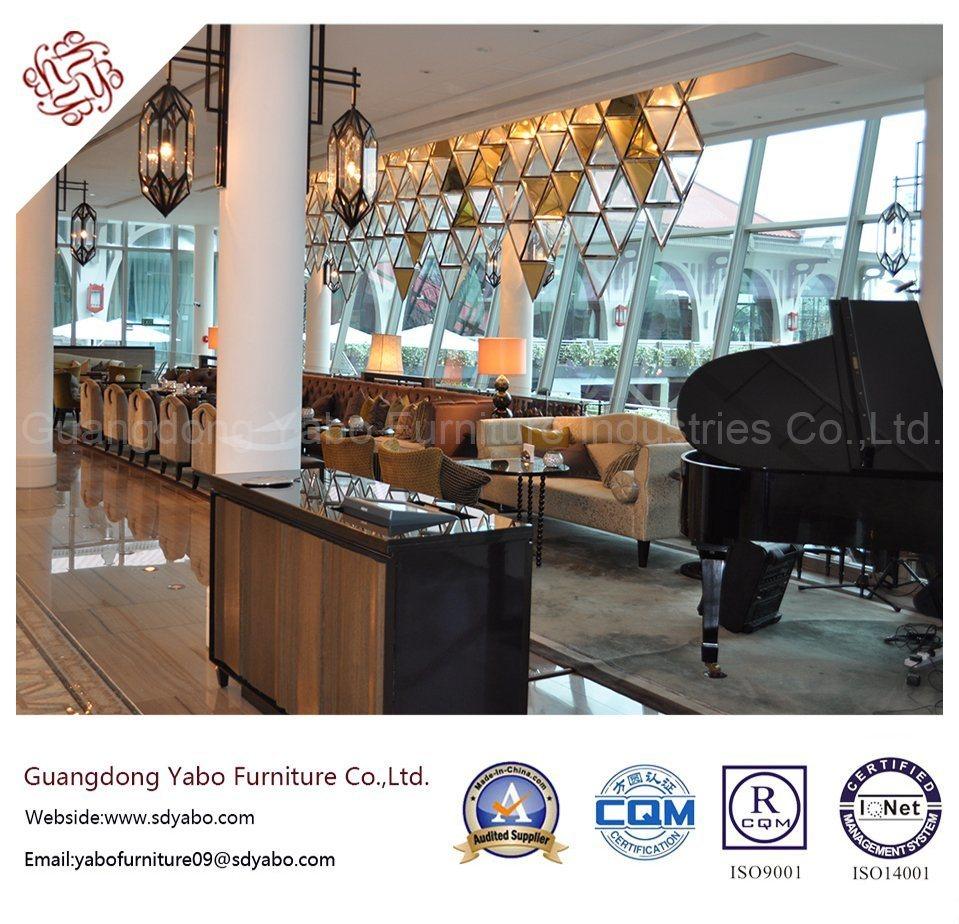 Classical Hotel Furniture with Lobby Furniture Sofa Set (YB-B-9)